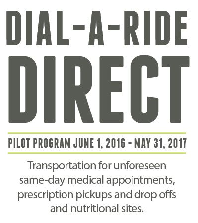 Dial-A-Ride Direct
